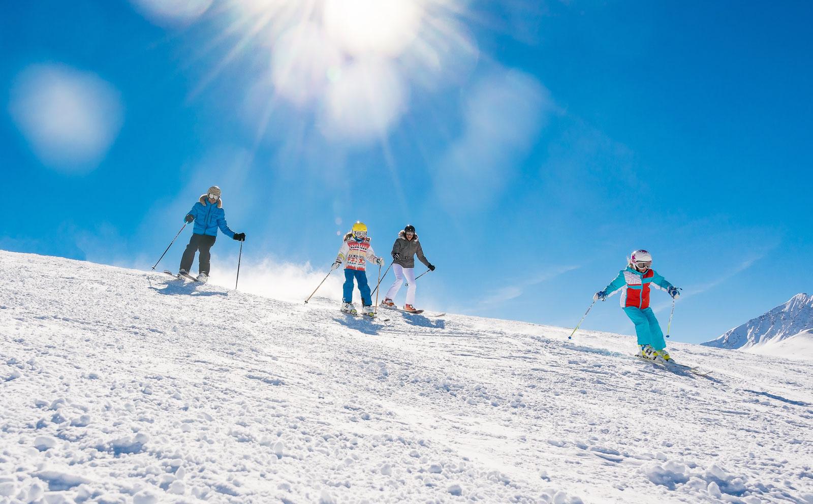 billig ski i påsken